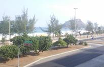 Apartamento vista Mar indevassável com 4 Suítes e 4 vagas na Avenida Lúcio Costa, Recreio dos Bandeirantes, Zona Oeste do Rio de Janeiro - RJ