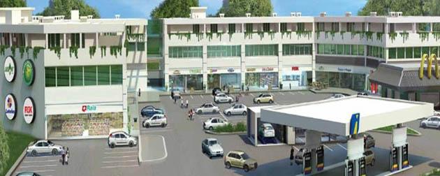 RJ Imóveis | MAP Band Offices, Lojas e Salas Comerciais a venda na Barra da Tijuca, Est. dos Bandeirantes, Rio de Janeiro - RJ