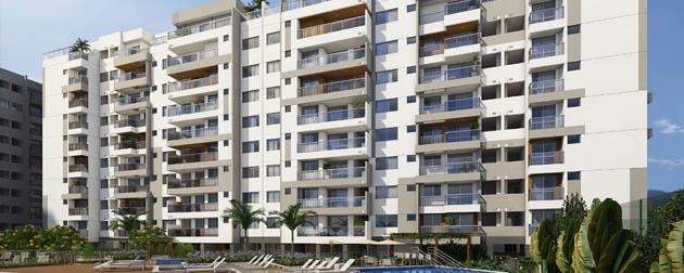 Apartamentos 3 e 2 quartos a venda no Recreio dos Bandeirantes, Avenida Tim Maia. Rio de Janeiro - RJ.