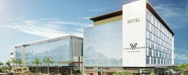 RJ Imóveis | Vogue Square, Lojas, Salas Comerciais e Hotel à venda na Barra da Tijuca, Rio de Janeiro - RJ