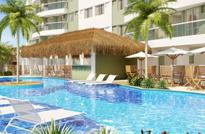 Apartamentos de 2 e 3 quartos no Pechincha, Jacarepaguá, com varanda gourmet. Coberturas dúplex de 2,3 e 4 quartos com varanda, piscina, churrasqueira e sauna.