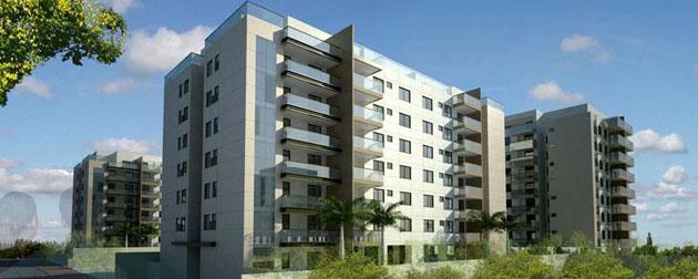 Vendemos Imóveis RJ | Apartamento 3 quartos com armários e cozinha planejada. Cod.: 595, Apartamento 3 quartos com armários e cozinha planejada para venda ou locação na Estrada do Guanumbi, Freguesia - Jacarepaguá, Zona Oeste - RJ