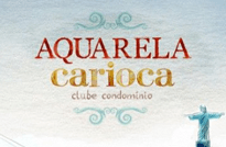 RIO TOWERS | Aquarela Carioca Clube Condomínio - Apartamentos 3 e 2 Quartos à venda na Tijuca, Rua do Bispo, Zona Norte - RJ.