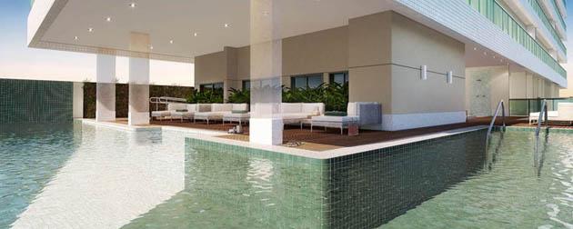 B. SIDE Botafogo Residence Apartamentos 4 e 3 Quartos � Venda em Botafogo, Rua Dona Mariana - Zona Sul, Rio de Janeiro - RJ.
