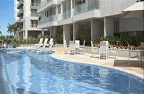 RJ Imóveis | Barra One Carioca Residences - Apartamentos próximo ao Metrô e ao Comércio à venda na Barra da Tijuca