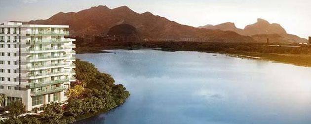 Vendemos Imóveis RJ | Essence Barra, Apartamentos 4, 3 e 2 Quartos à venda na região olímpica da Barra da Tijuca, as margens da lagoa de Jacarepagua