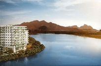 Apartamentos 4, 3 e 2 Quartos à venda na região olímpica da Barra da Tijuca, as margens da lagoa de Jacarepagua