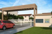 Vendemos Im�veis RJ | Caminho do Park Condom�nio Clube - Casas duplex de 2 quartos a venda em Campo Grande, Estrada do Magar�a, Zona Oeste, Rio de Janeiro - RJ.