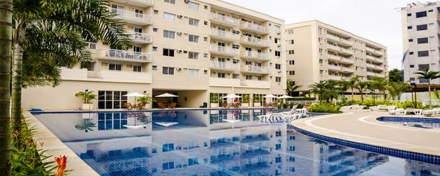 RJ Imóveis | Completto Residencial, Apartamentos com 3 e 2 quartos com suíte, segurança e lazer completo, Pechincha - RJ