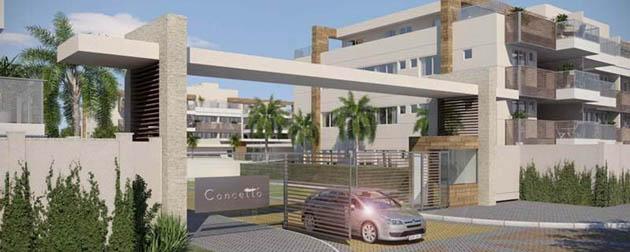 Vendemos Imóveis RJ | Concetto Residenziale, Casas de 4 quartos e Apartamentos de 4, 3, 2 e 1 quartos no Recreio dos Bandeirantes.