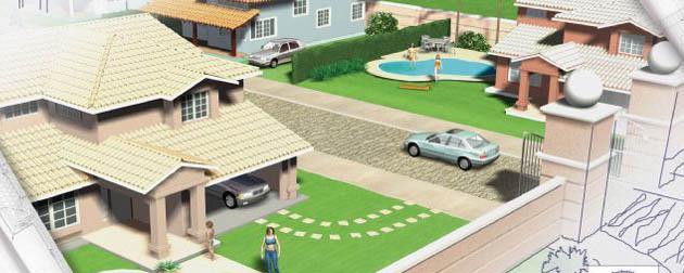 RJ Imóveis | Condomínio Don José I, II, III e IV, Lotes/Terrenos e Casas 4 e 3 Quartos à venda em Vargem Pequena, Rua Salomão Malina, Rio de Janeiro - RJ