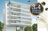 RJ Imóveis | D Aligre Residences Botafogo - Exclusivos apartamentos 4 e 3 quartos à venda Botafogo - Zona Sul, Rio de Janeiro - RJ
