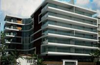 Diamante Azul - Apartamentos de 4 quartos (2 a 4 suítes) na Lagoa com possibilidade de junção.
