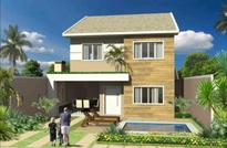 RIO IMÓVEIS RJ - Dream Garden Residence - Casas de 4 quartos com até 4 Suítes a venda em Vargem Pequena, Rio de Janeiro - RJ.