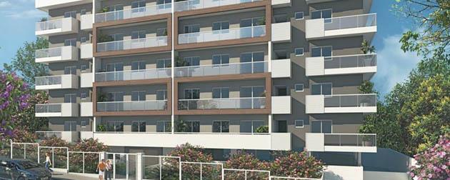 RJ Imóveis | Elegance Freguesia, Apartamentos com 2 quartos a venda na Freguesia, Rua Alcides Lima, Zona Oeste, Rio de Janeiro - RJ.
