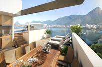 Lançamentos na Zona Sul - Rio de Janeiro - Apartamentos com 4 Quartos All Suítes à Venda na Lagoa - Zona Sul - RJ
