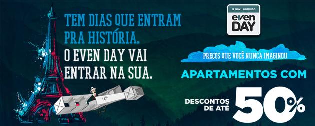 RJ Imóveis   Even Day 2018, Descontos imperdíveis em lojas, salas, apartamentos e coberturas no Rio de Janeiro - RJ