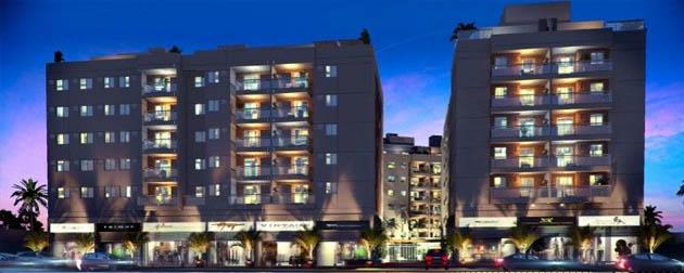 RJ Imóveis   Fábula Residencial, Apartamentos 3 e 2 Quartos e Coberturas Duplex à Venda na Taquara, Rua Marechal José Beviláqua, Zona Oeste - RJ.