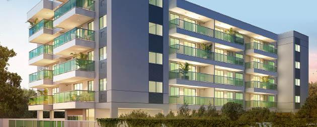 RJ Imóveis | Family Residence, Apartamentos 2 e 3 quartos, além de unidades Garden à Venda na Tijuca, Rua Ferreira Pontes, Rio de Janeiro - RJ.