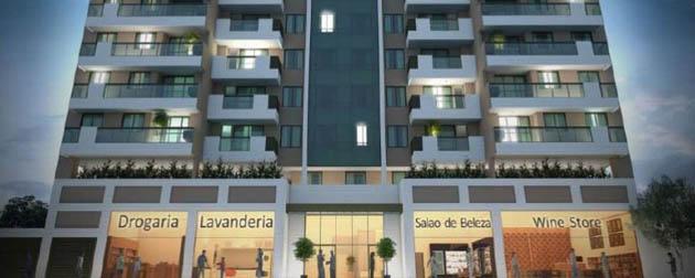 RJ Imóveis | Full Confort Residence, Apartamentos 2 e 3 Quartos à Venda na Freguesia, Estrada dos Três Rios, Rio de Janeiro-RJ
