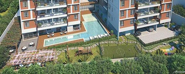 Vendemos Im�veis RJ | Guess, Apartamentos 3 e 2 Quartos e Coberturas � Venda na Taquara, Rua Meringuava, Zona Oeste - RJ. Construtora Fernandes Araujo.