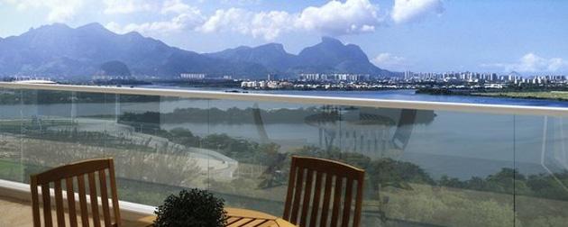 RJ Imóveis | Ilha Pura Vila Olímpica Rio 2016, Apartamentos de 4, 3 e 2 Quartos à venda na Vila Olímpica e Paraolímpica do Rio de Janeiro, Av. Salvador Allende, Barra da Tijuca - RJ
