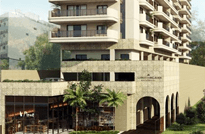 RIO IMÓVEIS RJ - Largo dos Palácios Residencial - Apartamentos 4, 3 e 2 Quartos com dependência completa à venda em Botafogo, Rua São Clemente, Rio de Janeiro - RJ.