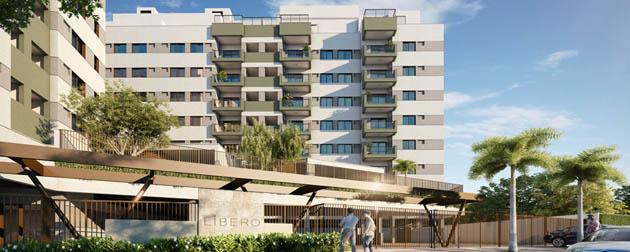 RJ Imóveis | Libero, Apartamentos 3 e 2 Quartos à Venda na Freguesia - Jacarepaguá, Estr. do Capenha com a Av. Geremário Dantas, Zona Oeste - RJ