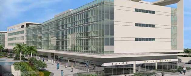 RJ Imóveis | Link Office Mall Stay, LINK OFFICE MALL STAY AV AYRTON SENNA 2600 - Lojas, Salas Comerciais (Offices), Apartamentos (Residencial com Serviços) e Apart-Hotel Reunidos na Barra da Tijuca