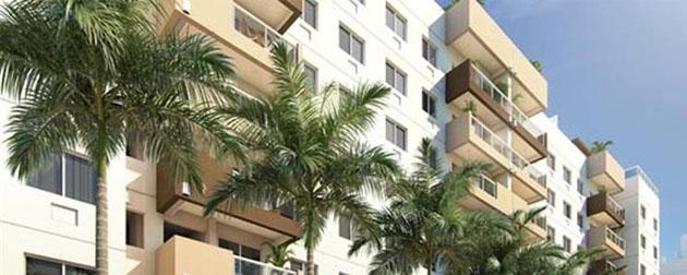 RJ Imóveis | Luar do Pontal Residencial, Apartamentos 3 e 2 Quartos à venda no Pontal Oceânico próximo a Estrada do Pontal e a Av. das Américas, Recreio dos Bandeirantes, Rio de Janeiro