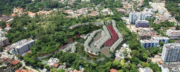 Vendemos Imóveis RJ | Magic Garden Houses, Casas duplex de 3 quartos com suíte e dependência completa à venda na Freguesia - Jacarepaguá, Rua Geminiano Góis, Rio de Janeiro - RJ