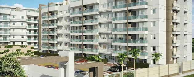 Vendemos Im�veis RJ | Mares de Goa Recreio Residence, Apartamentos 2 e 1 quartos a venda e Coberturas de 3 quartos mobiliados e com eletrodom�sticos � Venda no Recreio dos Bandeirantes, Rio de Janeiro - RJ.