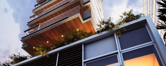 Apartamentos 3 e 2 quartos com até 3 Suítes, coberturas duplex à Venda na Rua Francisco Otaviano, 59. Arpoador, Zona Sul do Rio de Janeiro.
