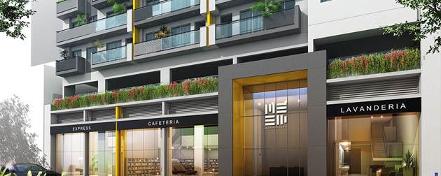 Vendemos Imóveis RJ | Mood Lapa, Apartamentos 1 e 2 Quartos à Venda na Lapa, Centro - RJ. Construtora Gafisa