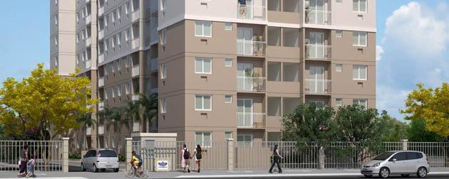 Lindo apartamento com 2 quartos com lazer completo em São Cristóvão - Rio de Janeiro.