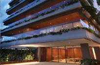RJ Imóveis | Residencial Mozak Pepê - Apartamentos 4 Quartos e coberturas duplex à Venda na praia do Pepê, Barra da Tijuca - RJ. Construtora Mozak