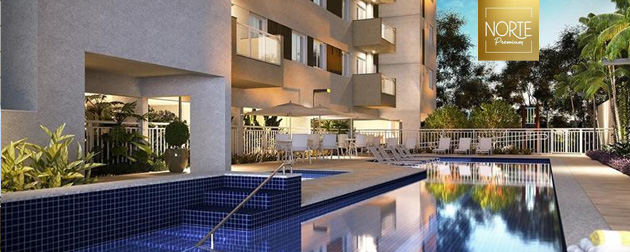 RIO TOWERS | Norte Premium, Apartamentos com 3 ou 2 Quartos à Venda no Cachambi - Zona Norte - RJ