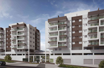 RIO IMÓVEIS RJ - Now Smart Residence - Apartamentos e coberturas dúplex com 3 e 2 quartos com suíte e varanda trend para vender na Vila da Penha, Zona Norte, Rio de Janeiro - RJ.