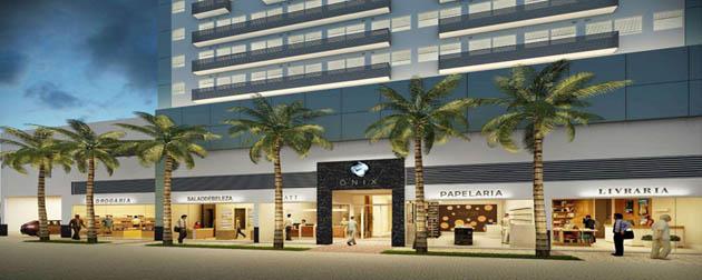 RJ Imóveis | Ônix Madureira Offices, Salas Comerciais à Venda em Madureira, Avenida Ministro Edgard Romero, Zona Norte, Rio de Janeiro - RJ.