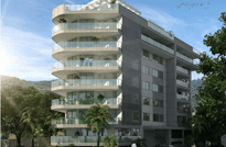 Vendemos Im�veis RJ | Orla Charitas - Apartamentos 4 e 3 Quartos com at� 4 Su�tes na Praia de Charitas, Rua Sylvio Pican�o - Charitas Niter�i - RJ