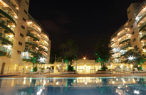 RIO IMÓVEIS RJ - Promenade Paradiso All Suítes - Apartamentos double suítes, decorado e mobiliado com pool de locação opcional à venda na Barra da Tijuca, zona oeste, Rio de Janeiro - RJ