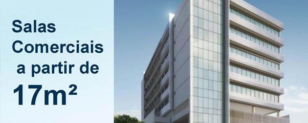 RJ Imóveis | Passeio Empresarial, Salas comerciais com possibilidade de junções de Espaços à venda em Campo Grande, Rua Campo Grande, Zona Oeste - Rio de Janeiro - RJ