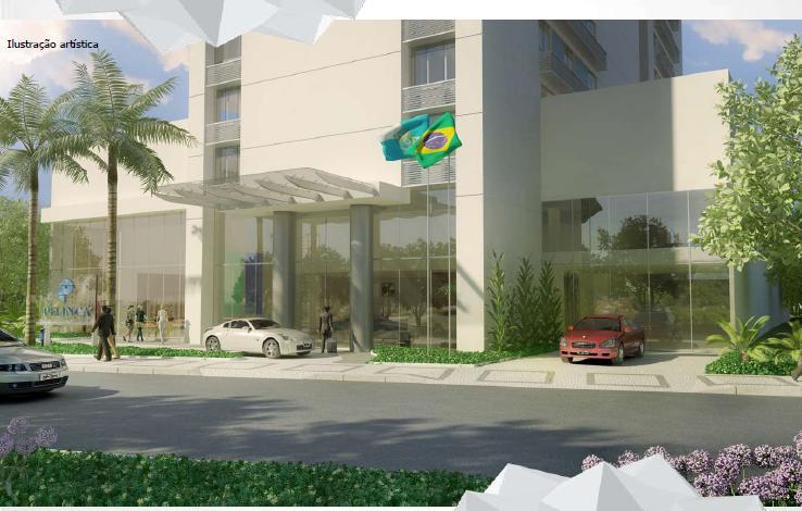 RJ Imóveis | Pelinca Residence Services , Pelinca Residence & Services - Residencial com Serviços em Campos dos Goytacazes, Rio de Janeiro, RJ
