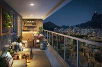 Lançamentos na Zona Sul - Rio de Janeiro - Apartamentos 3 e 2 quartos a Venda em Botafogo, Zona Sul do Rio de Janeiro - RJ