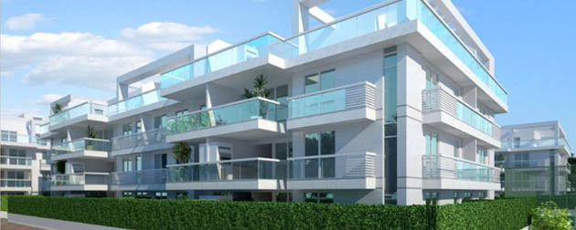 RJ Imóveis | Private Aqua Gourmet Residences, Exclusivo Condomínio de casas e apartamentos  4, 3 e 2 Quartos à Venda no Recreio dos Bandeirantes, Rio de Janeiro - RJ