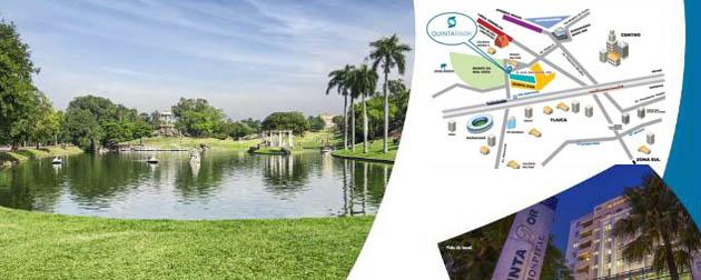 RJ Imóveis | Quinta Park, Lojas e Salas Comerciais em frente a Quinta da Boa vista, a poucos metros do Hospital Quinta D`Or, São Cristóvão, RJ