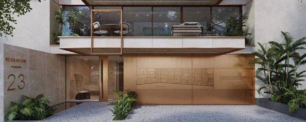 Redentor Ipanema Apartamentos e Cobertura 4 ou 3 quartos a Venda em Ipanema, Zona Sul do Rio de Janeiro - RJ