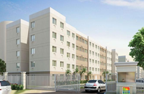 RJ Imóveis | Apartamentos com 3 e 2 quartos à venda em Vargem Pequena, Estrada dos Bandeirantes, Zona Oeste, Rio de Janeiro - RJ.