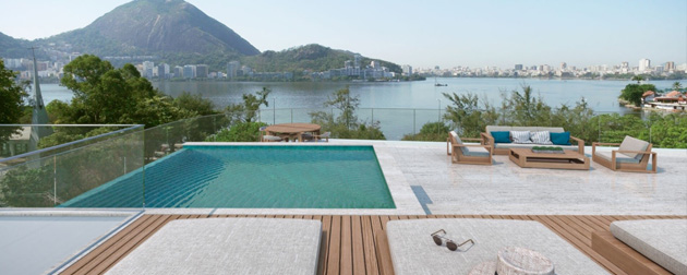 Futuro Lançamento residencial na Av. Lineu de Paula Machado, Lagoa, Cadastre-se! São exclusivos apartamentos em um endereço privilegiado.