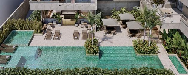 RJ Imóveis   Residencial Payssandu, Apartamentos 2 e 3 quartos, gardens e coberturas 3 e 4 quartos a venda na na Rua Paissandu, Flamengo, Zona Sul - RJ.